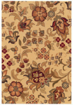 Oriental Weavers Infinity 1105A Beige Closeout Area Rug