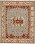 Capel Estate 1113-400 Voyage Lt. Blue Ivory Area Rug