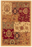 Oriental Weavers Infinity 1128A Beige Closeout Area Rug