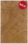 Oriental Weavers Horizon 12132 Rapport Tan Closeout Area Rug