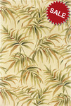 Oriental Weavers Horizon 12136 Fern Ivory Closeout Area Rug