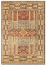 Couristan Lahore 1269/2469 Persian Pane Multi Closeout Area Rug - Spring 2015
