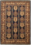 Couristan Lahore 1286/2468 Senneh Deep Denim Closeout Area Rug - Spring 2010