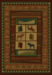 United Weavers Genesis 130 28277 Hearthstone Lodge Closeout Area Rug