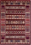 Couristan Cire 1357/1210 Jerrico Ruby Closeout Area Rug