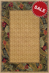 Oriental Weavers Infinity 1360A Beige Closeout Area Rug
