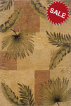 Oriental Weavers Infinity 1370A Beige Closeout Area Rug