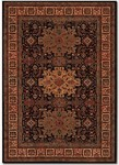 Couristan Old World Classics 1381/2889 Ardebil Navy Closeout Area Rug - Spring 2010