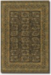 Couristan Old World Classics 1382/3067 Kerman Panel Olive Closeout Area Rug - Spring 2010