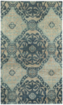 Capel Carousel 1689-400 Ring Leader Water Area Rug