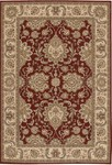 Couristan Chanterelle 1720/0002 Antique Ispaghan Red Closeout Area Rug