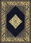 Radici USA Italia 1830 Navy Closeout Area Rug