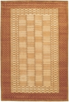 Couristan Silken Treasures 1850/0025 Charisma Berber Ivory/Rose Dust Closeout Area Rug - Spring 2011