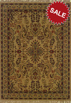 Oriental Weavers Patina 189J1 Medium Beige Closeout Area Rug