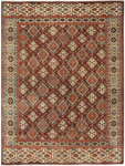 Capel Legacy 1901-555 Gabbeh Red Multi Closeout Area Rug