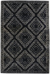 Capel Kasbah 1913-350 Crystal Black Area Rug