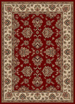 Radici USA Vesuvio 1691 Red Closeout Area Rug