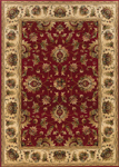 Oriental Weavers Knightsbridge 211V5 Red Closeout Area Rug