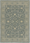 Karastan English Manor 2120-539 Somerset Lane Blue Closeout Area Rug