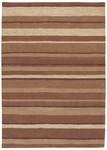 Couristan Super Indo-Colors 2150/8500 Brielle Bark Closeout Area Rug