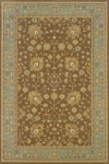 Oriental Weavers Nadira 220D2 Brown/Blue Closeout Area Rug