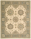 Nourison 2000 Collection 2229 Ivory Closeout Area Rug