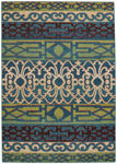 Capel Soho 2450-475 Balcony Sea Closeout Area Rug