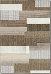 Couristan Monaco 2467/2003 Starboard Grey/Sand Area Rug