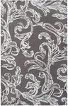 Rug Market Resort 25373 Cordelia Brown Sable Brown/White Area Rug