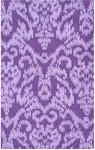 Rug Market Resort 25468 Matsuwa Purple/Multi Area Rug