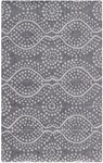 Rug Market Resort 25476 Sandstone Batik Grey/White Area Rug