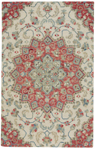 Capel Avanti 2555-620 Palani Ivory Bloom Area Rug
