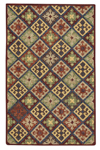Capel Avanti 2568-950 Quilt Multi Panel Area Rug