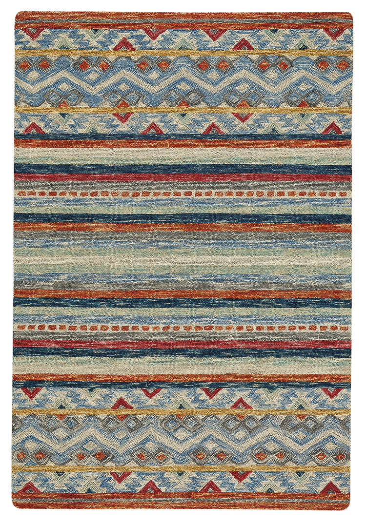 Capel Avanti 2569 985 Kelim Multi Area Rug Rugs A Bound