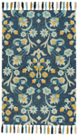 Capel Gypsy 2581-485 Lonar Copen Blue Area Rug