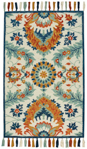 Capel Gypsy 2582-645 Manihari Sunset Multi Area Rug