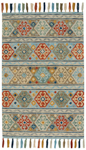 Capel Gypsy 2584-950 Santo Multi Area Rug