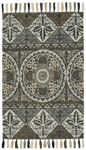 Capel Gypsy 2585-385 Shaman Graphite Area Rug