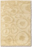 Couristan Focal Point 2593/6073 Artifacts Ivory Closeout Area Rug