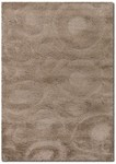 Couristan Focal Point 2593/6077 Artifacts Mocha Closeout Area Rug