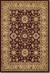 Couristan Anatolia 2067/0679 Antique Kashan Red/Cream Closeout Area Rug - Spring 2017