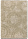 Couristan Focal Point 2636/6075 Erosion Beige Closeout Area Rug