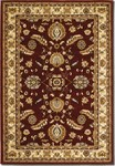 Couristan Anatolia 2872/0785 Floral Heriz Red/Cream Closeout Area Rug - Spring 2017