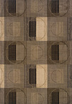 Oriental Weavers Palermo 2918B Closeout Area Rug