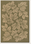 Couristan Five Seasons 3079/0024 Rio Mar Green/Cream Closeout Area Rug - Fall 2012