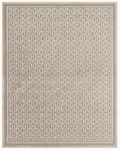 Feizy Saphir Zam 3097F Pewter/Light Grey Area Rug