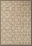 Couristan Five Seasons 3099/2245 Sausalito Beige Closeout Area Rug - Spring 2016