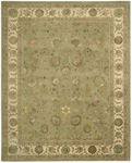 Nourison 3000 3105 LTG Light Green Closeout Area Rug