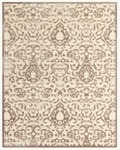 Feizy Saphir Zam 3115F Cream/Grey Closeout Area Rug