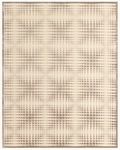 Feizy Saphir Zam 3116F Cream/Grey Closeout Area Rug